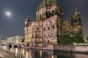 Berlin Dome Cathedral
