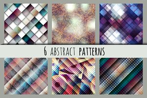 Abstract patterns.