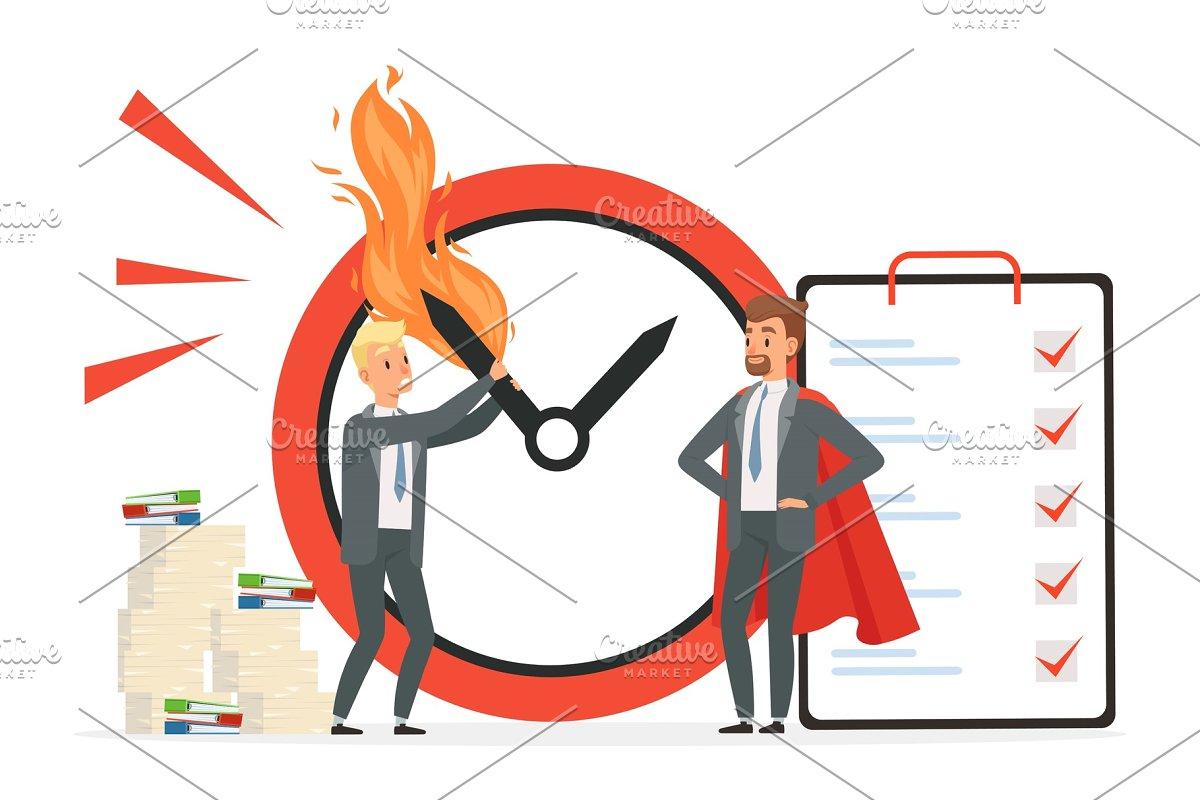 Smart Time Management Vs Chaos
