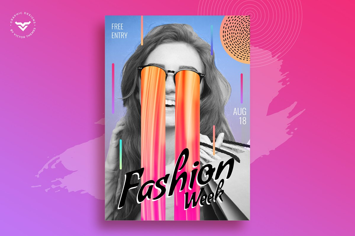 Fashion Poster/Flyer Template