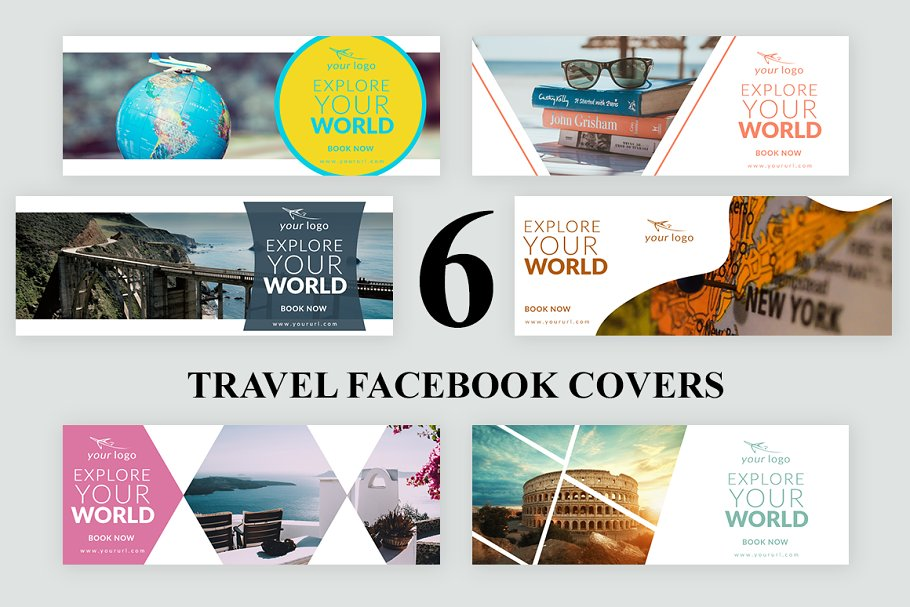 Travel - Facebook Covers