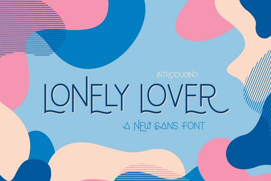 Lonely Lover Font