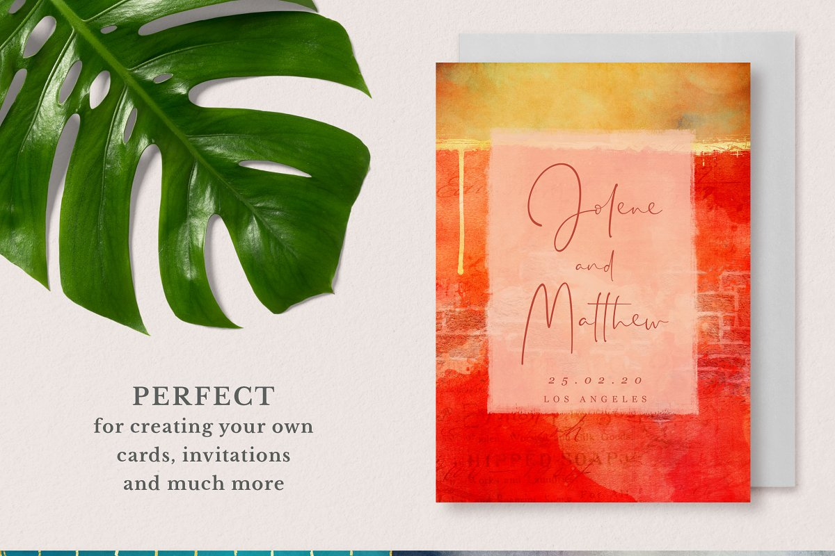 Luscious Textured Papers in Textures - product preview 4