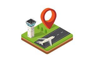 Navigational icons