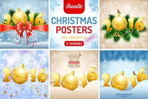 New Year Posters