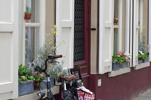 Bicycle in Belgium