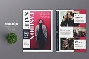 Fashion AI and PSD Flyer 3
