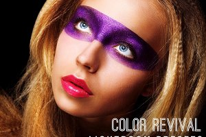 Color Revival Lightroom Presets