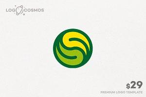 Symball - Ball & Symbol Logo