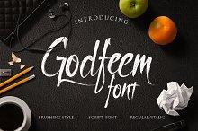 Godfeem Font
