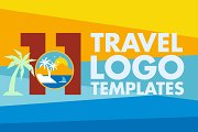 11 Travel Logo Templates