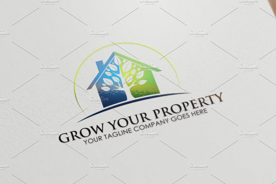 Tree House Logo in Logo Templates - product preview 8