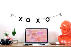 XOXO // Garland-Home+Office+Nursery