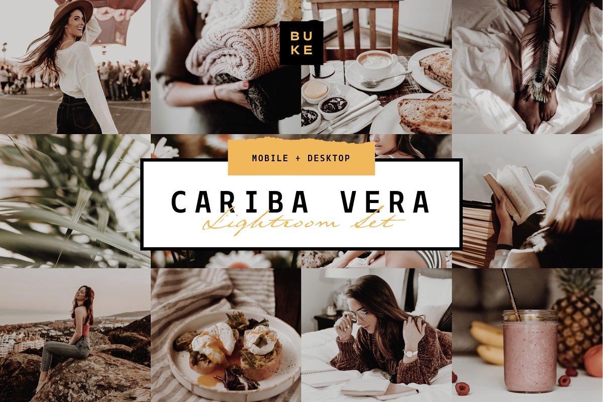 Cariba Vera Lightroom Preset Pack