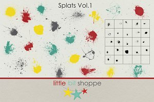 Splats Vol.1