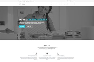 Cubana- Responsive Wordpress Theme