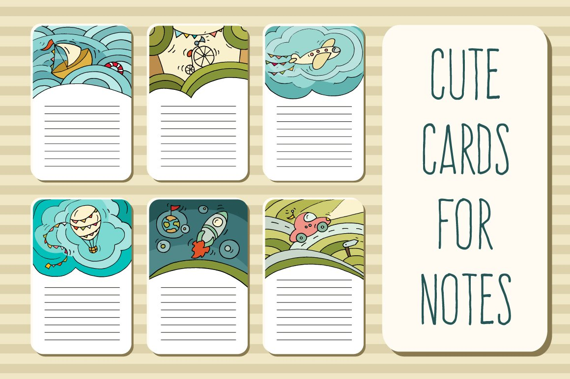 Clever image regarding free printable note cards