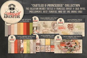 Castles & Princesses Collection