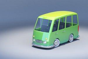 Toycar Bus