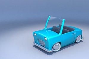 Toycar cabriolet