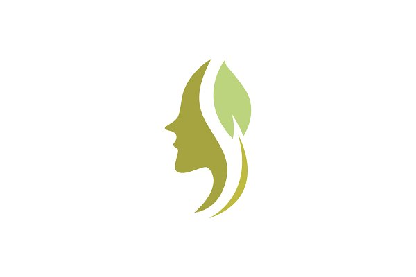 Beauty Face Logo Creative Illustrator Templates Creative Market