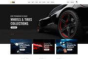 Lukas-Parts Store eCommerce Template