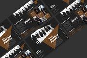 Bifold Brochure Design Template