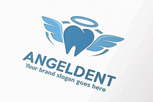 Angel Dental Logo