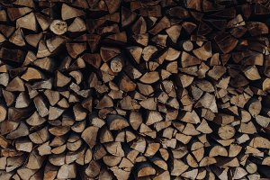 A Pile of Firewood #01