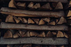 A Pile of Firewood #03