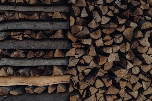 A Pile of Firewood #02