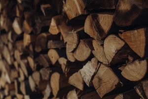 A Pile of Firewood #06
