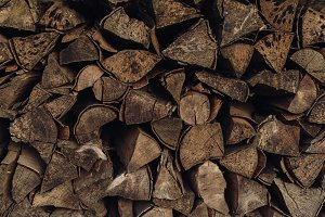 A Pile of Firewood #08