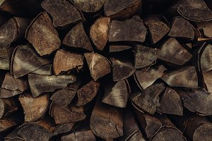 A Pile of Firewood #07