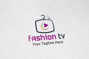 Fashion TV - Logo Template