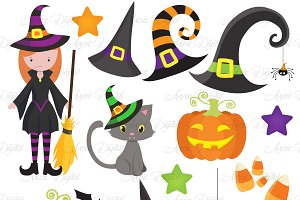 Halloween Clipart Pack