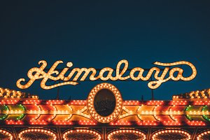 Himalaya Fair Ride