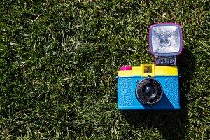 Vibrant Cute Camera