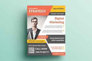 Creative Corporate Flyer V53