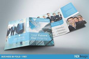 Business Bi-Fold - SK #001
