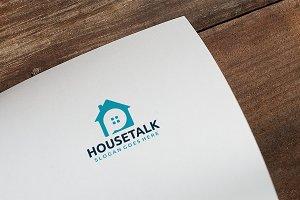 House Talk Chat Logo