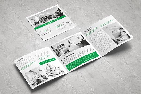 Lynx Brochure Template ~ Brochure Templates ~ Creative Market