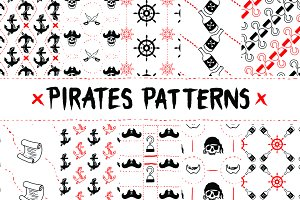 Pirates Patterns