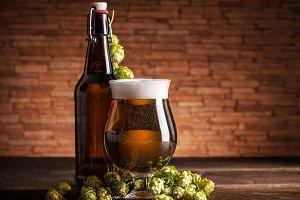 Beer copmposition