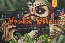 Voodoo Witch Set