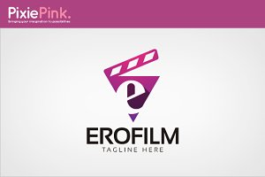 Ero Film Logo Template