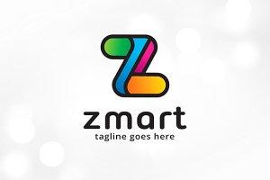 Zmart Letter Z Logo Template