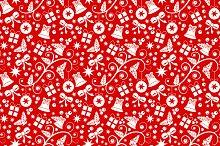 Seamless pattern Christmas