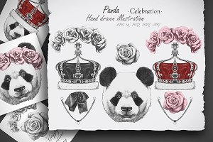 Panda / Celebration