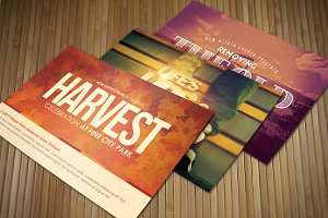 Celebrate Church Postcard Bundle